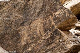Carving of lion (photo: Florent Egal)