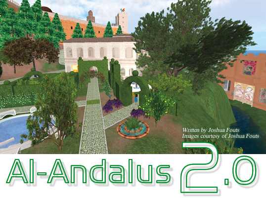 Al-Andalus 2.0 - WRITTEN BY JOSHUA FOUTS - IMAGES COURTESY OF JOSHUA FOUTS