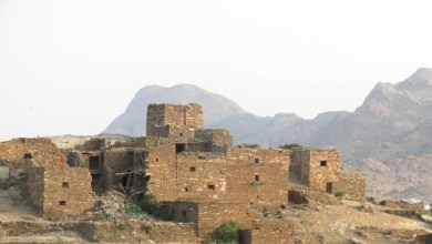 Ancient houses in Abha - بيوت أثرية في أبها