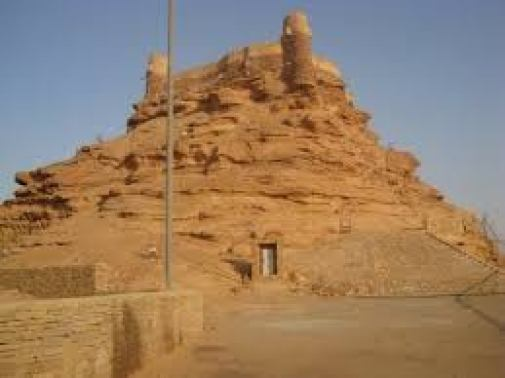 قلعة زعبل Castle of Zaabal