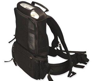 inogen g3, rucksack, backpack, sauerstoffkonzentrator test