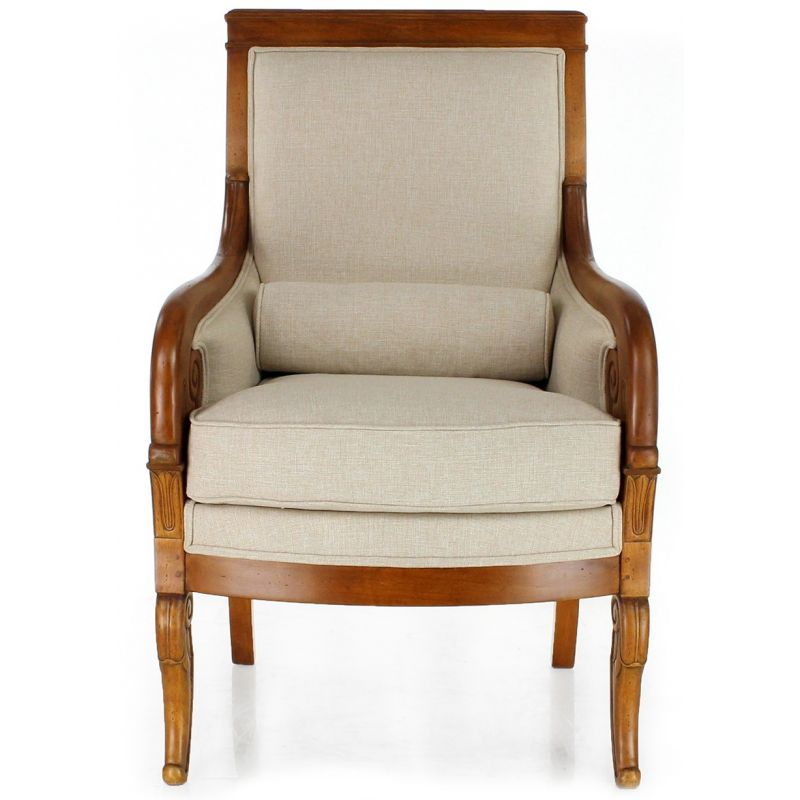 fauteuil bergere louis philippe