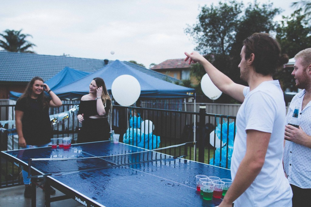 how to be social at a party and socialize