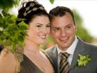 Cass and Dan's Wedding - Sault Restaurant Daylesford