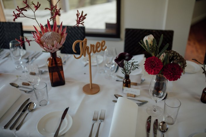 Jai @freethebirdweddings - Sault Restaurant Daylesford