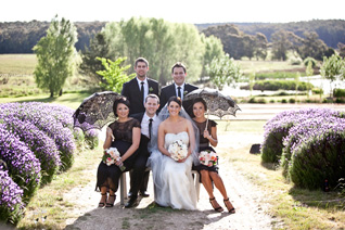 Mikaela & Mathews Wedding at Sault Restaurant Daylesford (5)