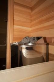 De Sawo saunaoven