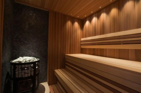Сауна Лайт строительство бани внутренняя отделка бани