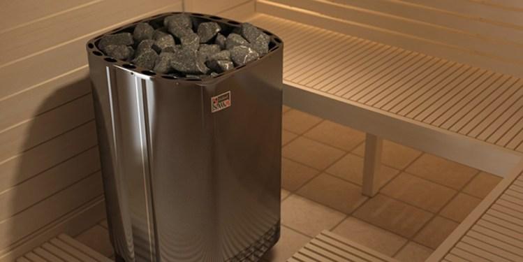 Электрическая печь каменка для бани