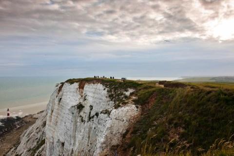 Taken by local photographer Duncan Green. Beachy Head