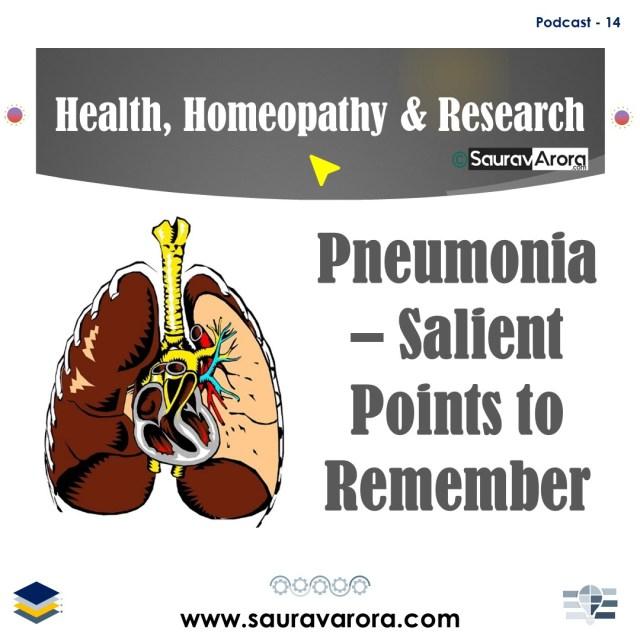 pneumonia podcast