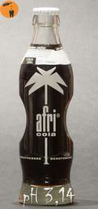 Afri Cola pH Wert 3,14