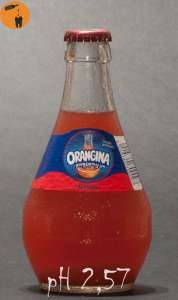 Orangina Rouge pH 2,57
