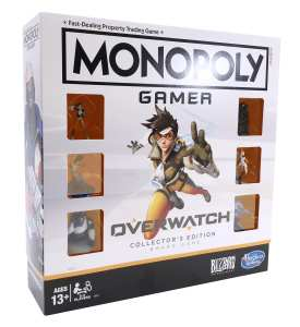 Collector's Edition Overwatch Monopoly available at EB Games | Sausage Roll