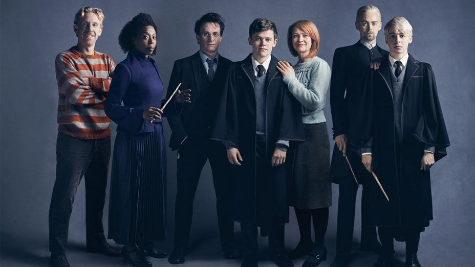 Harry Potter and the Cursed Child Full Broadway Cast | Sausage Roll