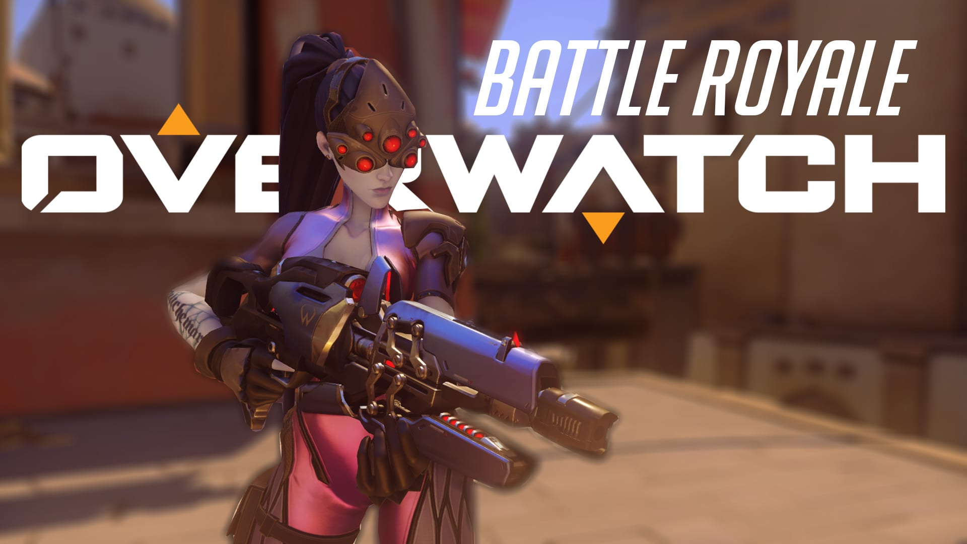 Official Overwatch Battle Royale Mode Confirmed | Sausage Roll