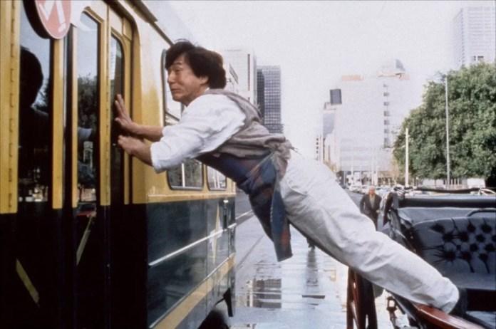 Jackie Chan stunt injuries | Sausage Roll