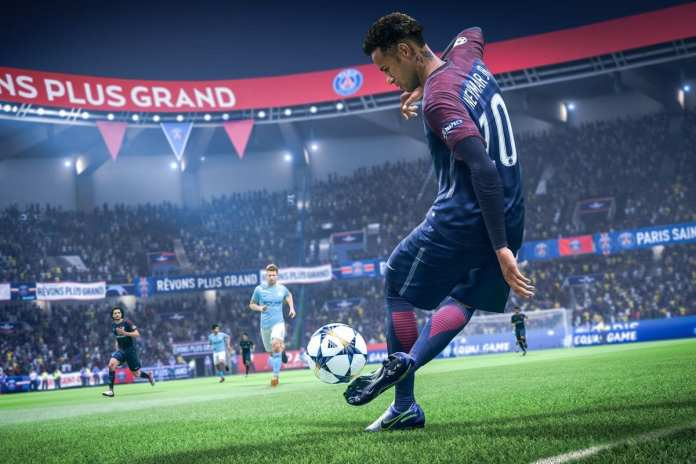 FIFA 19 graphics | Sausage Roll