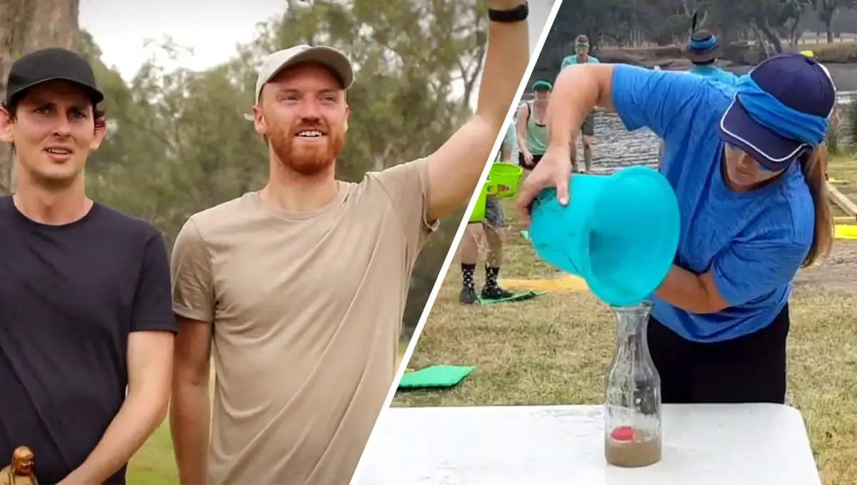 Backyard Surivor shows Australian Survivor how it's done | Sausage Roll