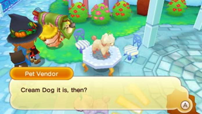 Fantasy Life: Toy French Poodle pet | Sausage Roll