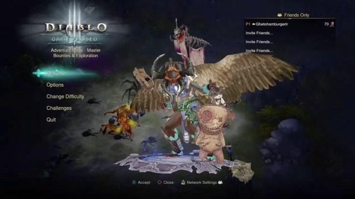Diablo III pet - Ms. Madeleine | Sausage Roll