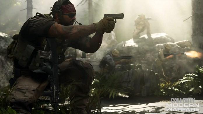 Modern Warfare graphics | Sausage Roll