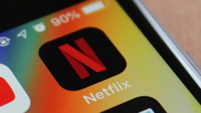 Netflix app randomly switches on | Sausage Roll