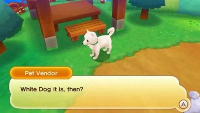 Fantasy Life: White Husky Pet | Sausage Roll