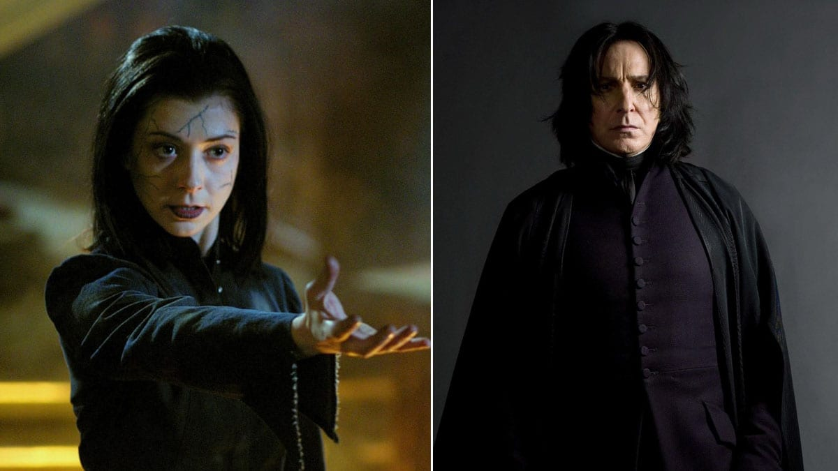Hilarious Buffy meme compares Willow to Snape sparks interesting theory