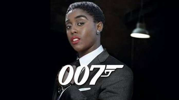 Lashana Lynch is 007 James Bond
