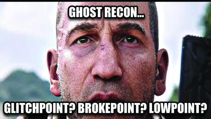 Ghost Recon: Breakpoint meme