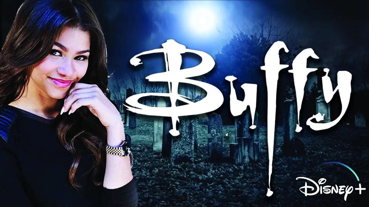 Disney+ to announce Buffy news very soon?