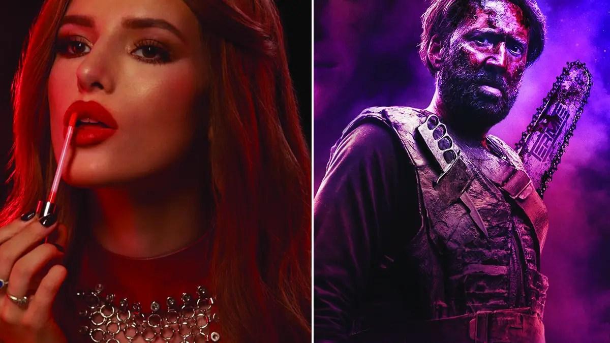 Bella Thorne shouldn't play Ghost Rider, Nicholas Cage should