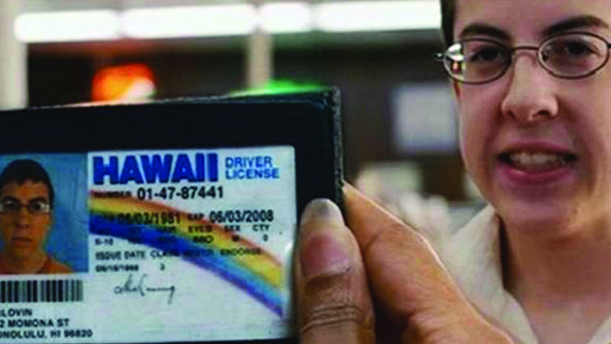 Seth Rogen thinks underage drinking is OK so long as you use McLoving ID
