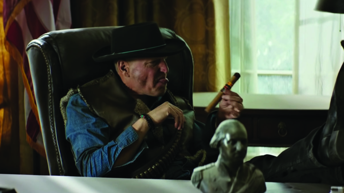 Scene reportedly deleted from Zombieland: Double Tap at demand of DNC