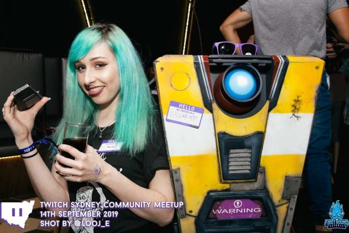 Twitch meetup in Sydney gets wild and weird and that's why we love it