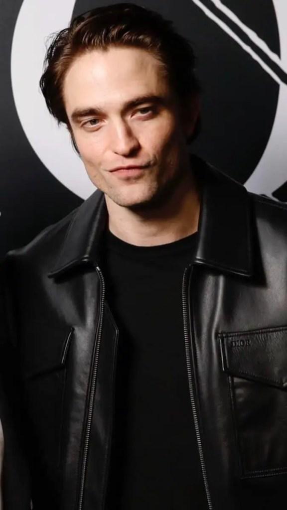 Robert Pattinson too skinny
