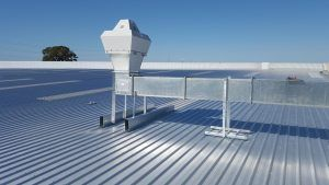Photo of commercial air conditioning