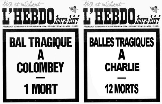 Bal Tragique Charlie