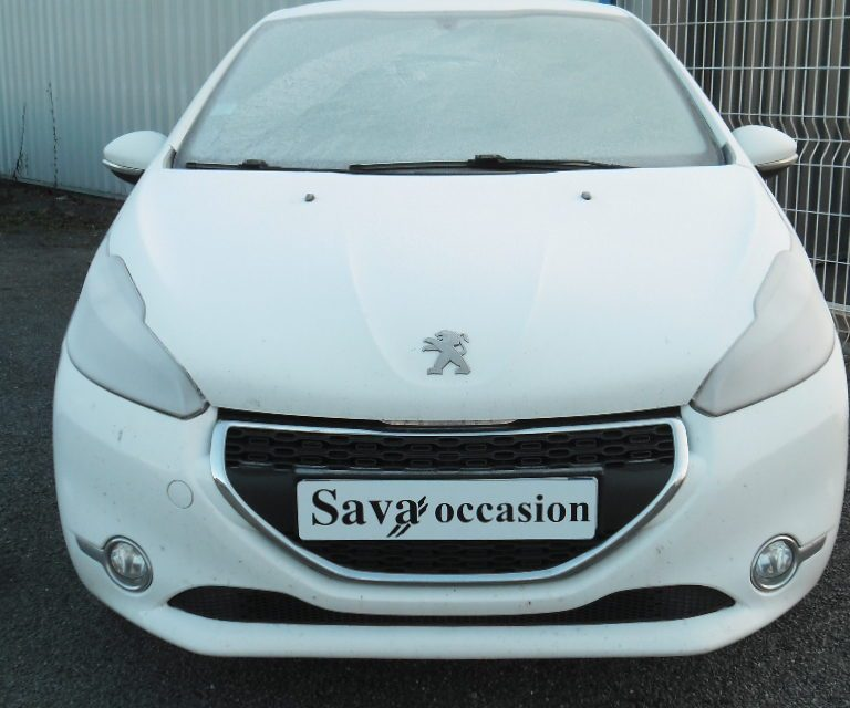 PEUGEOT 208 Business 208 1.4 HDi 68ch FAP BVM5