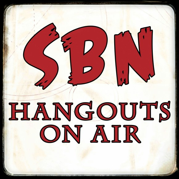 Savage Bloggers Network Hangouts on Air