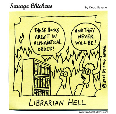 Chaos in Hell
