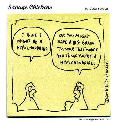 Image from Savage Chickens - copyright Doug Savage - www.savagechickens.com