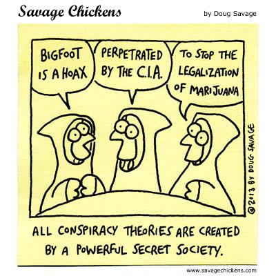 Conspiracy Conspiracy