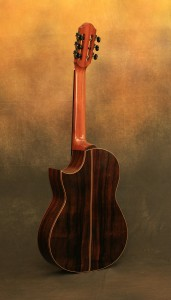 Classical Guitar by Alan Chapman available at Savage Classical Guitar