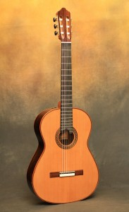 Kenny Hill Performance Classical Guitar by Savage Classical Guitar