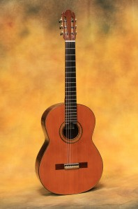Classical Guitar by Richard Howell available at Savage Classical Guitar
