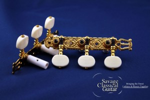 Gotoh 35G1600 with Oval Ivory Buttons 2M