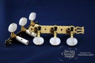 Gotoh 35G3600 with Oval MOP Buttons 2W