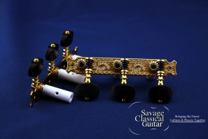 Gotoh 35G620 with Oval Ebony Buttons - EN